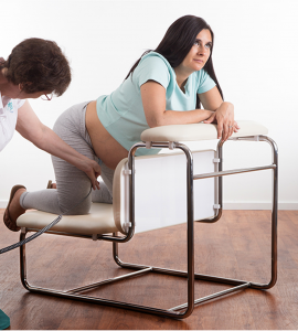 Hi-Lo Birth Support birthing chair